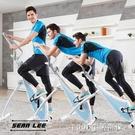 無座椅靜音健身車家用腳踏磁控健身房摺疊動感單車 1995生活雜貨NMS