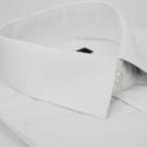 【金‧安德森】白色吸排窄版短袖襯衫...