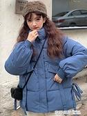 冬季年新款韓版爆款棉服女加厚棉襖學生寬鬆面包棉衣外套ins 奇妙商鋪