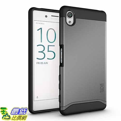 [美國直購] 手機殼 Sony Xperia X Case, TUDIA Slim-Fit MERGE Dual Layer Protective Case for Sony Xperia X