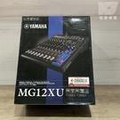 【凱傑樂器】YAMAHA MG12XU ...