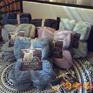 雙層羊羔絨毛毯加厚單雙人蓋毯珊瑚絨毯子【淘嘟嘟】