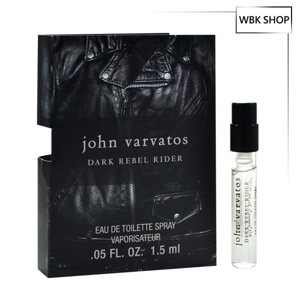 John Varvatos 暗黑騎士男性淡香水 針管小香 1.5ml Dark Rebel Rider EDT - WBK SHOP