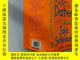 二手書博民逛書店Mates罕見,Dates&Sole Survivors:配偶、約會對象和唯一幸存者Y200392