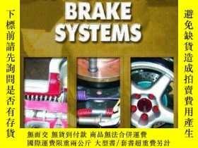 二手書博民逛書店Automotive罕見Brake SystemY255562 Halderman, James D.  Mi