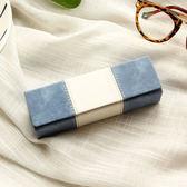 眼鏡盒小清新抗壓復古優雅創意個性文藝簡約 JD4312【3C環球數位館】