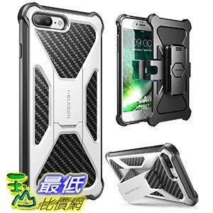 [美國直購] i-Blason 立架式 紅白藍三色 Apple iphone7+ iPhone 7 Plus (5.5吋) Case [Kickstand] 手機殼 保護殼