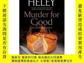 二手書博民逛書店Murder罕見for GoodY346464 Veronica
