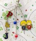 【震撼精品百貨】彼得&吉米Patty & Jimmy~三麗鷗 彼得&吉米外手機吊飾-一對#12449