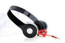 彩色耳罩式 耳機 3.5mm 插孔