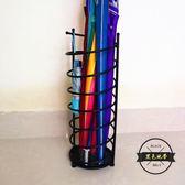 歐式家用雨傘架 鐵藝創意雨傘架雨傘桶 zone  ~黑色地帶