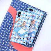 iPhone 7 6 6S Plus 保護套 防摔殼 硬殼 手機殼 方形 跳舞女孩 保護殼 可愛 卡通殼 iPhone6 iPhone7