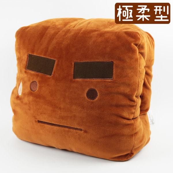 【nicopy】快樂農夫午安枕/暖手枕/抱枕