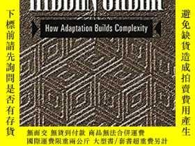 二手書博民逛書店Hidden罕見Order: How Adaptation Bu