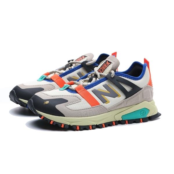 NEW BALANCE 慢跑鞋 X -RACER 黃綠 橘 寶藍 土黃 灰 男女 (布魯克林) MSXRCTCE