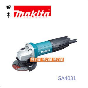 日本 Makita 牧田 GA4031SP 100mm 電動平面砂輪機 日本馬達