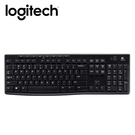 【logitech 羅技】K270 無線鍵盤