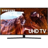 (含標準安裝)三星65吋4K超晶透顯色電視UA65RU7400WXZW