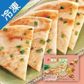 義美香酥蔥油餅105g*5片【愛買冷凍】