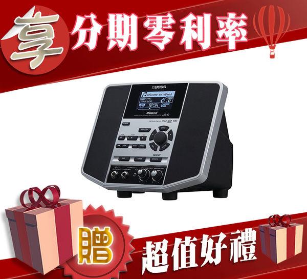 【小麥老師 樂器館】買1贈6★BOSS 全系列現貨★ eBand JS-10 數位錄音工作站/綜合效果器 JS10