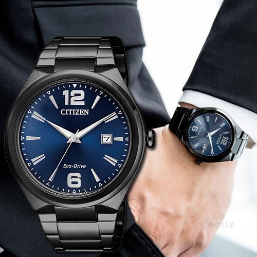 CITIZEN 經典簡約光動能時尚腕錶