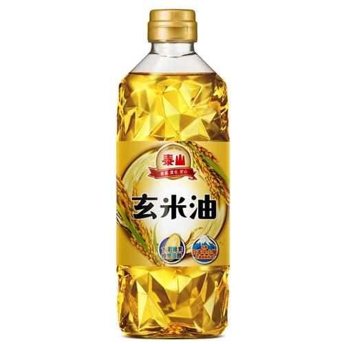 泰山玄米油600ML【愛買】