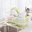 瀝水架 廚房多功能置物架  碗柜架 碗碟滴水收納架 餐具整理架