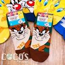 華納 樂一通系列 大嘴怪兔巴哥翠迪鳥 短襪 造型襪 襪子 直版襪 D款 COCOS SO040