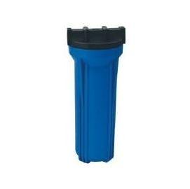 [淨園] 藍色標準型10吋YT濾殼/濾瓶(食品級材質耐壓)--RO逆滲透純水機/淨水器適用