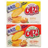 韓國 ORION好麗友  烘焙洋芋片192g 原味 起司 洋芋片 【庫奇小舖】