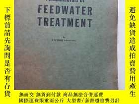 二手書博民逛書店《FEEDWATER罕見TREATMENT》1950Y14328