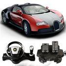 食尚玩家 方向盤遙控車充電漂移遙控汽車兒童電動玩具車男孩賽車模型