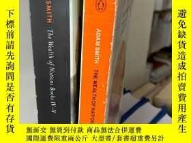 二手書博民逛書店The罕見Wealth of Nations Books. I-