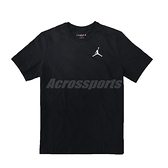 Nike 短袖 Jordan Jumpman Tee 男款 黑 短T 飛人Logo 喬丹【ACS】 DC7486-010