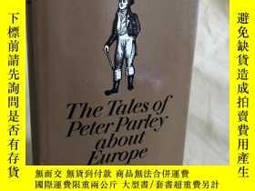 二手書博民逛書店The罕見Tales Of Peter Parley About