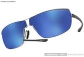 Porsche Design太陽眼鏡 PO8616 C (銀-黑) 率性時尚完美造型水銀鏡面款 # 金橘眼鏡