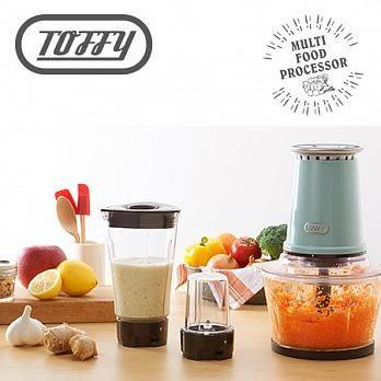 日本Toffy 料理機 食物調理機 果汁機 研磨機 切碎機 攪拌機 切碎 攪拌 K-FP1馬卡龍綠