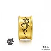 點睛品 Charme XL Tattoo系列 勇氣 黃金串珠