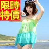 連身泳衣 泳裝-音樂祭海灘游泳必備比基尼明星款爆乳2色54g120【時尚巴黎】