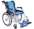 頤辰機械式輪椅(未滅菌) (YC-600 中輪 專利輪椅 擱腳的上下調整裝置)