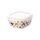 FRENCH BULL方形陶瓷保鮮盒(270ml)-GALA