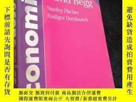 二手書博民逛書店Economics(Fifth罕見Edition)David B