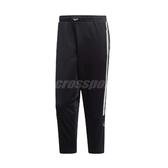 adidas 長褲 SPRT 7/8 Pants 黑 白 男款 九分褲 運動休閒 【PUMP306】 FK9999