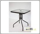 {{ 海中天休閒傢俱廣場 }} G-52 戶外時尚 編藤桌椅系列 61-9 60cm方桌