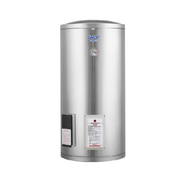 [ 家事達 ] TE1300 莊頭北 落地 30加侖儲熱式電熱水器 特價 內外桶不鏽鋼設計
