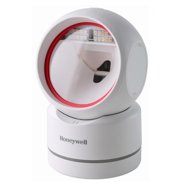 Honeywell 原廠貨 2D影像式桌面讀碼平台 固定式掃描器 條碼掃描器 可掃手機載具 白色 /台 HF-680