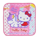 Hello Kitty迷你小方巾16x16