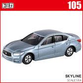 TOMICA 多美小汽車【TM105 SKYLINE -47232】