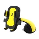 【DM490】弧型手柄手機導航架 汽車吸盤支撐架 手機導航支架 360旋轉 GPS支撐座 EZGO商城
