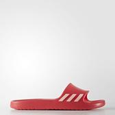 Adidas Aqualette W [ba7867] 男女 運動 涼鞋 拖鞋 休閒 舒適 輕量 愛迪達 紅